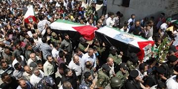 گروکشی رژیم صهیونیستی با پیکر ۳۲۴ شهید فلسطینی