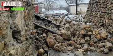 تأکید رئیسجمهور بر اسکان موقت آسیبدیدگان زلزله سیسخت