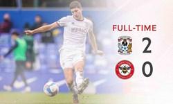 لیگ دسته اول انگلیس شکست برنتفورد در حضور ۵۸ دقیقه ای سامان قدوس