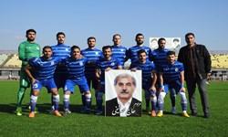 پیروزی شهرداری آستارا در مقابل استقلال خوزستان