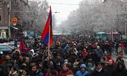 مخالفان نخستوزیر ارمنستان به خیابانهای ایروان آمدند