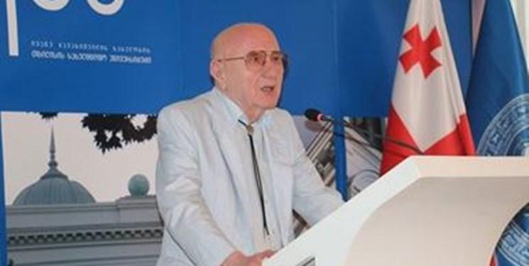 معتبرترین دانشمند گرجستان درگذشت