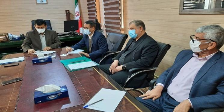 تاکید فرماندار گچساران برتعامل بین صاحبان جایگاههای سوخت   CNG  با شرکت گاز
