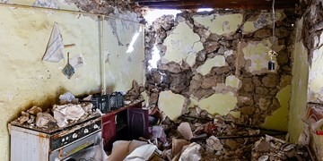زلزله امروز سیسخت ۱۳ مصدوم در پی داشت
