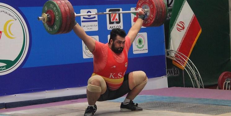 رکورددار وزنهبرداری جهان: میخواهم نامم را در بین مدالآوران تاریخ المپیک ایران ثبت کنم