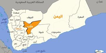 پیشروی ارتش یمن به مرکز استان مأرب + نقشه