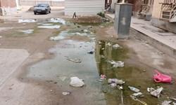 فیلم| مصائب مسکن مهر بندرلنگه/ حکایت ناتمام فاضلاب مجتمع ۵۰۰ واحدی بندرلنگه