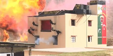 تمرین ویژه کماندوهای ترکیه و پاکستان با هدف مقابله با تروریستها