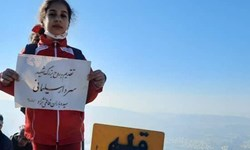 کودک ۷ ساله کرمانشاهی؛ منتخب جشنواره فرهنگی «مکتب عشق»