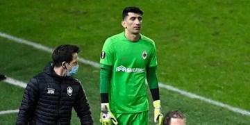 لیگ فوتبال بلژیک| بیرانوند مقابل اندرلخت نیمکت نشین شد