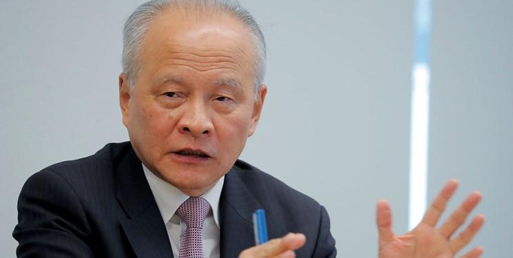 سفیر چین برای دولت جدید آمریکا خط قرمز تعیین کرد