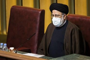 آیتالله سید ابراهیم رئیسی عضو هیات رئیسه پنجمین دوره مجلس خبرگان رهبری
