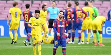انتقاد مطبوعات اسپانیا از بارسلونا | این تساوی به هیچ وجه قابل بخشش نیست