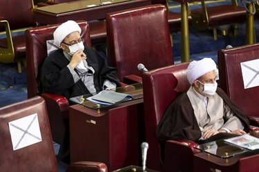 آیتالله صادق آملی لاریجانی عضو پنجمین دوره مجلس خبرگان رهبری