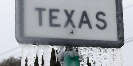 همزمان با یخبندان تولید گاز تگزاس نصف شد