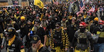 شورش مسلحانه حامیان ترامپ در راه است؟