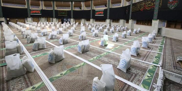 مسجدی که امسال بیش از یک میلیارد تومان به نیازمندان کمکرسانی کرد