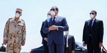 ابتلای سه وزیر مصری به کرونا