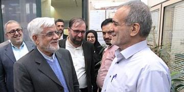 دیدار جبهه اصلاح طلبان ایران با گزینه های انتخاب 1400