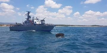 شلیک ناو رژیم صهیونیستی به یک قایق در سواحل غزه