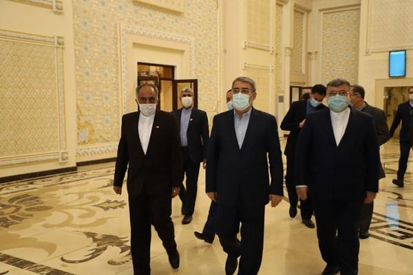 13991204000923 Test PhotoL - وزیر کشور وارد تاجیکستان شد+عکس