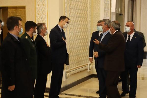 13991204000932 Test PhotoL - وزیر کشور وارد تاجیکستان شد+عکس
