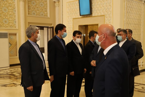 13991204000934 Test PhotoL - وزیر کشور وارد تاجیکستان شد+عکس