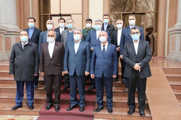13991204000935 Test PhotoL - وزیر کشور وارد تاجیکستان شد+عکس