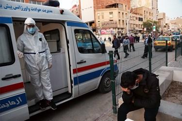 ویروس کرونای انگلیسی خطرناک با سرعت در منطقه جنوب غرب خوزستان در حال گسترش است.