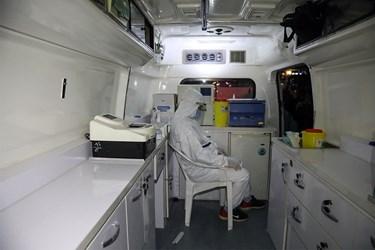 روزانه بیش از ۵۰۰ تست PCR و یک هزار و ۷۵۰ تست سریع در مراکز بهداشتی و درمانی منتخب حوزه غرب اهواز انجام میشود