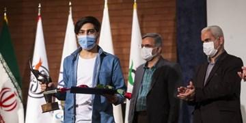 درخشش دانشجوی دانشکده رسانه فارس در جشنواره هنر مقاومت