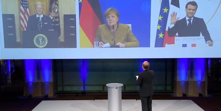 بایدن در هماهنگی با اروپا، روسیه را تحریم میکند