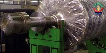 محصول جدید یک شرکت دانش بنیان  عمر تجهیزات دوار را افزایش می دهد