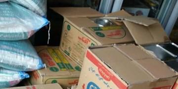 کشف ۲.۵ تن روغن احتکارشده در شاهرود