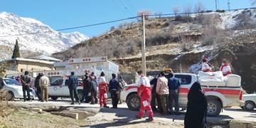ارسال پنجمین محموله امدادی از هلال احمر فارس به منطقه زلزلهزده سیسخت