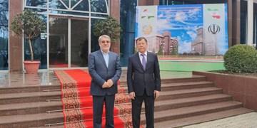 تاکید ایران و تاجیکستان در مبارزه با تروریسم و قاچاق مواد مخدر