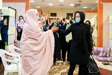بازدید از ندامتگاه زنان      آزادی مادران زندانی