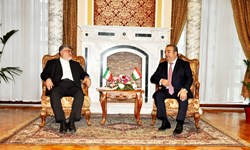 علاقه مندی تاجیکستان و ایران به توسعه همکاریهای بین استانی