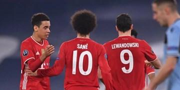 تیم منتخب هفته دوم مرحله یکهشتم لیگ قهرمانان اروپا