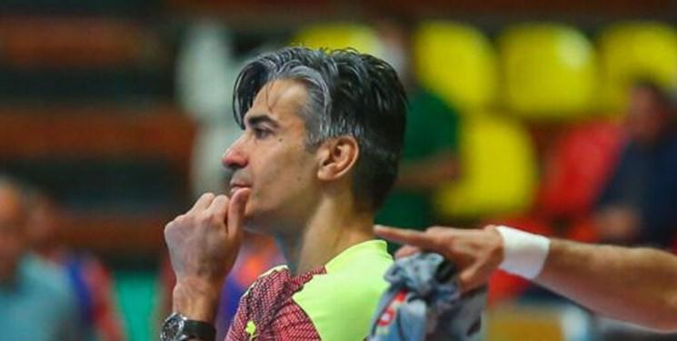 شمسایی: دیدار با آرژانتین محک جدی برای تیم ملی فوتسال است