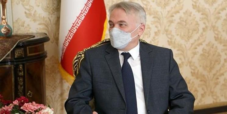 رایزنیهای سفیر فوقالعاده بلاروس درباره روابط با ایران