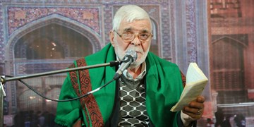 دیوان استاد سیدرضا موید زیر چاپ رفت/ نیمه رمضان، زمان جدید عرضه