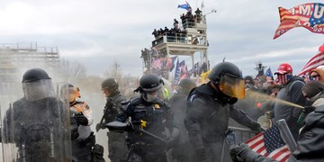 پلیس کنگره: مأموران امنیتی درباره استفاده نیروی مرگبار علیه مهاجمان تردید داشتند