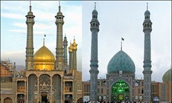 پیشنهاد مرکز بهداشت قم به حرم حضرت معصومه (س) و مسجد جمکران: شما الگو شوید