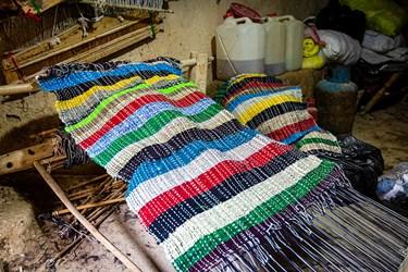«جولیکین پالاس» به زبان محلی یکی از صنایعدستی سرخه محسوب میشود
