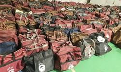 توزیع ۱۰۰۰ بسته مومنانه رضوی طی نوروز ۱۴۰۰ در بابل