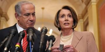 تاکید پلوسی بر «پیوند ناگسستنی» واشنگتن و تلآویو در تماس با نتانیاهو