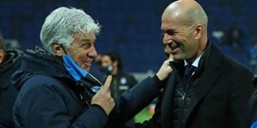 گاسپرینی: داور بازی ما با رئال مادرید را خراب کرد /به صعود بسیار امیدواریم