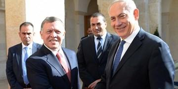 منابع صهیونیستی از گرمتر شدن روابط رژیم صهیونیستی و اردن خبر دادند