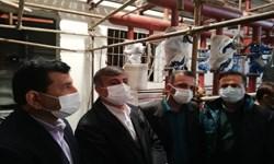 نگاه ویژه استاندار و معاونین  به پروژه  بیمارستان نرگسی گچساران